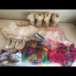 Build a Bear clothing lot